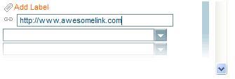 Linked URL Field